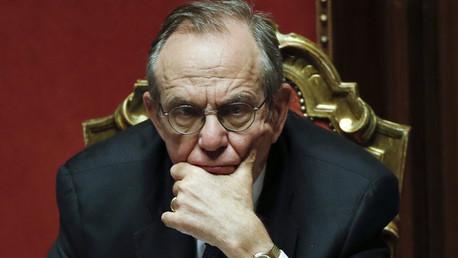 Ministro de la Economía de Italia: