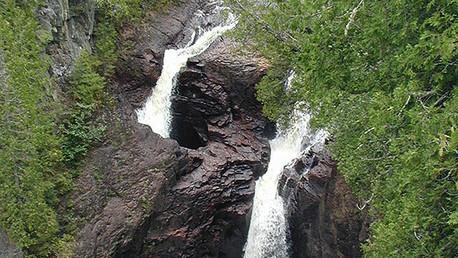 Un río 'diabólico' de Minnesota que nadie sabe donde acaba