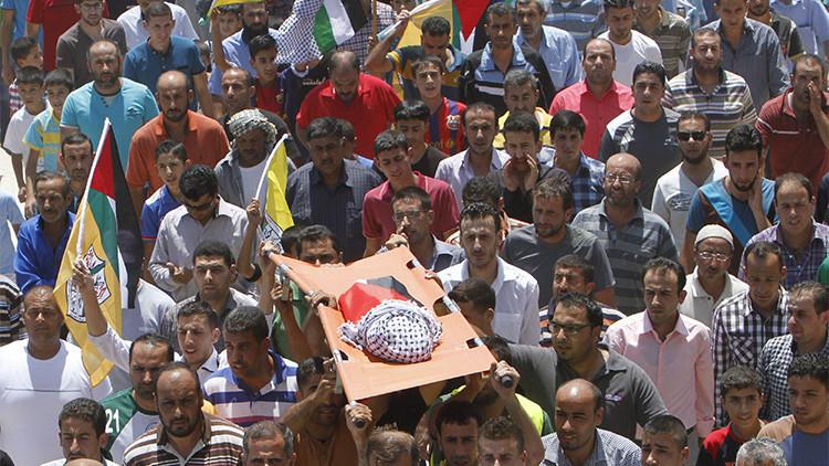 Dos adolescentes palestinos mueren a tiros en medio de enfrentamientos con israelíes