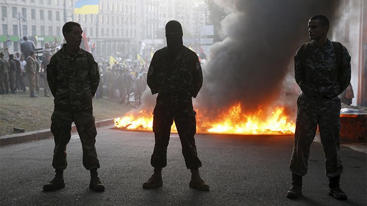 """""""EE.UU. ha creado en Ucrania un monstruo incontrolable y lo sigue apoyando"""""""