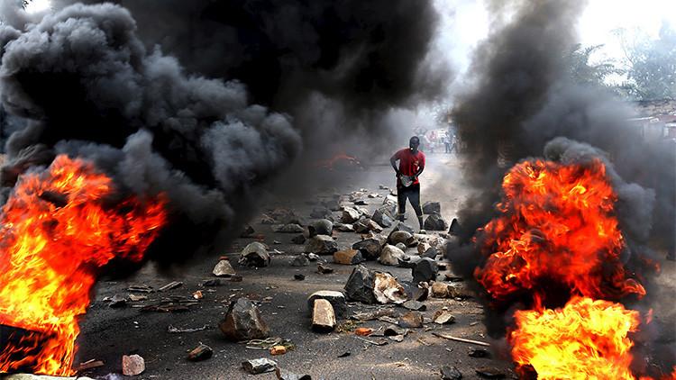 Uno de los países más pobres del mundo, a punto de hundirse en una guerra civil