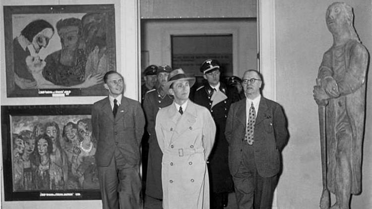 Los 4 extraños planes nazis que naufragaron