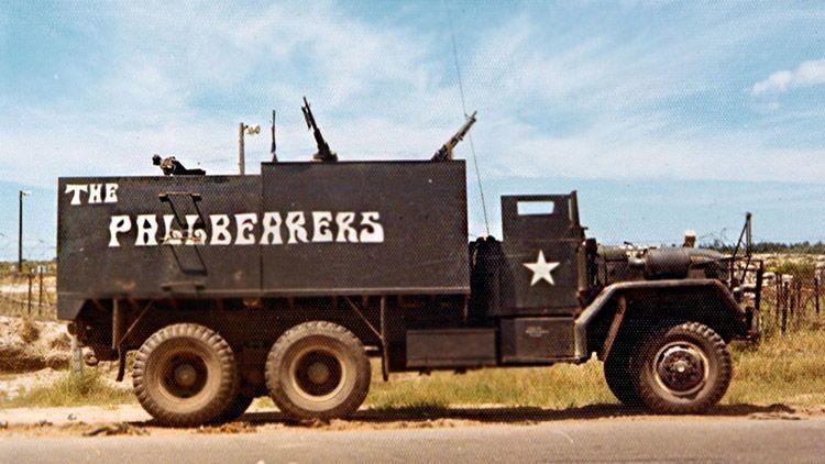 'Gun Track', los insólitos 'transformer' personalizados de la guerra de Vietnam