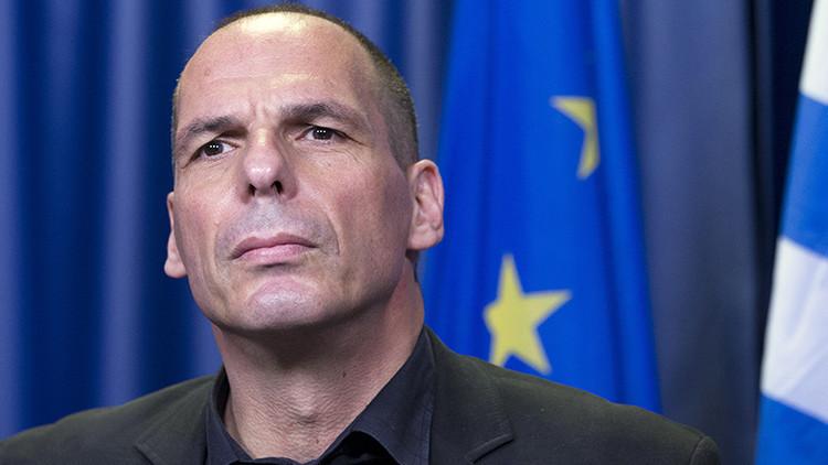 """Varufakis: """"Si se cometen los mismos errores, España acabará como Grecia"""""""