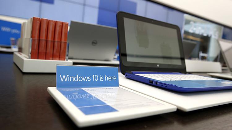 ¡Cuidado! Un email engaño con oferta del Windows 10 gratis anda por internet