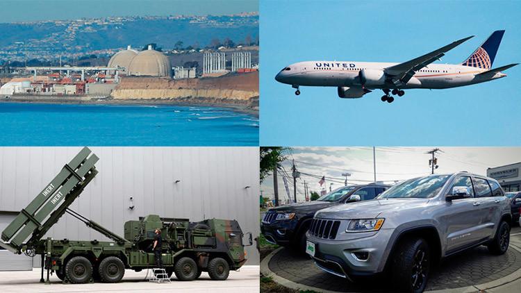 Aviones, armas y coches, entre los cinco objetivos de 'hackeo' más alarmantes
