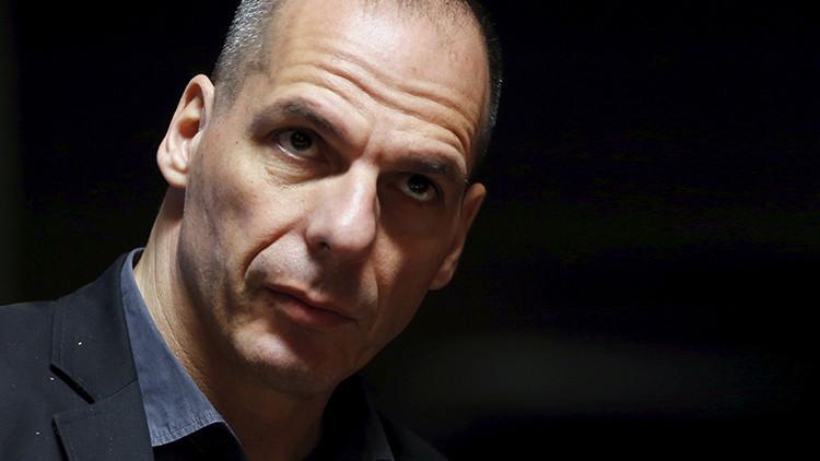 """Varufakis: """"El tercer rescate de Grecia está diseñado para fracasar"""""""