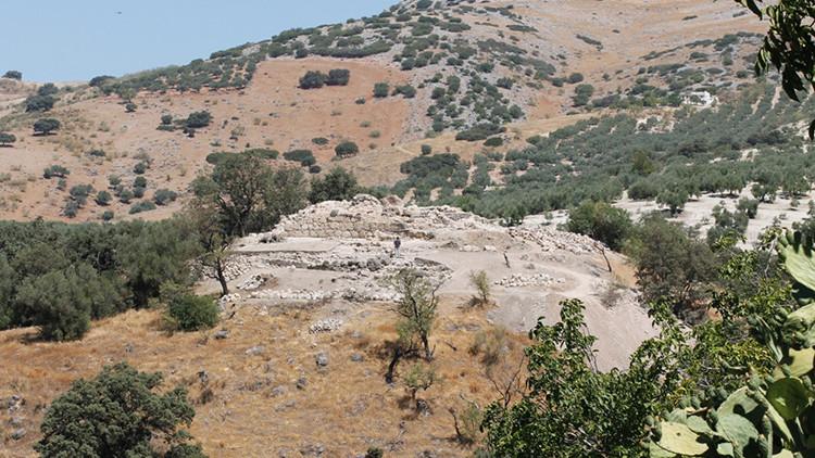 Descubren un palacio de más de 2.000 años en unas excavaciones en España