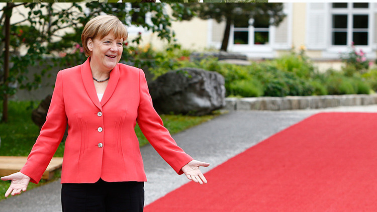 'Merkelear' o 'no hacer nada': la canciller alemana ya tiene su propia palabra