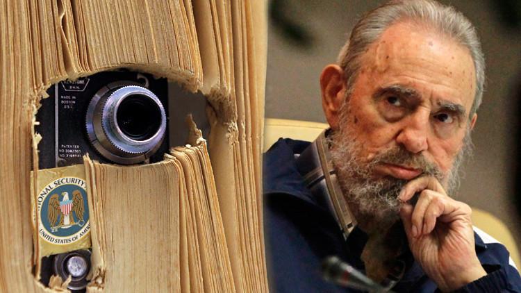 """Fidel Castro demostró el """"espionaje total"""" de EE.UU. mucho antes de que la CIA lo confesara"""