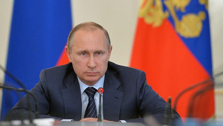 Lavrov revela el plan de Putin para combatir al Estado Islámico