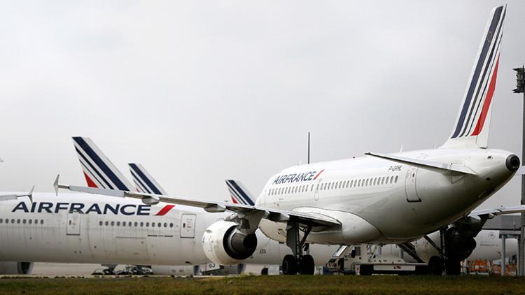 ¿Cómo Air France borró todo un país de la faz de la Tierra?