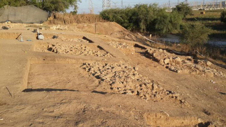 Arqueólogos descubren la entrada a la ciudad bíblica hogar de Goliat