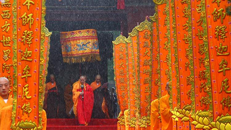 El famoso templo chino de Shaolin, sacudido por un escándalo sexual y económico