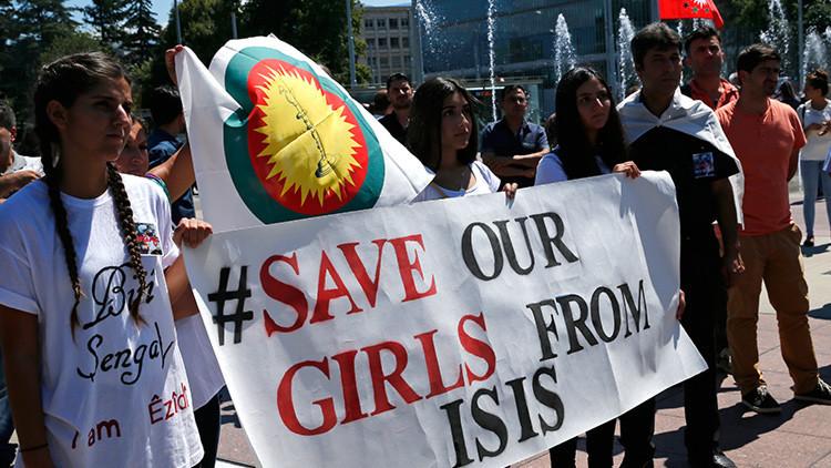 ONU: las esclavas sexuales más jóvenes del Estado Islámico son bebés de un año