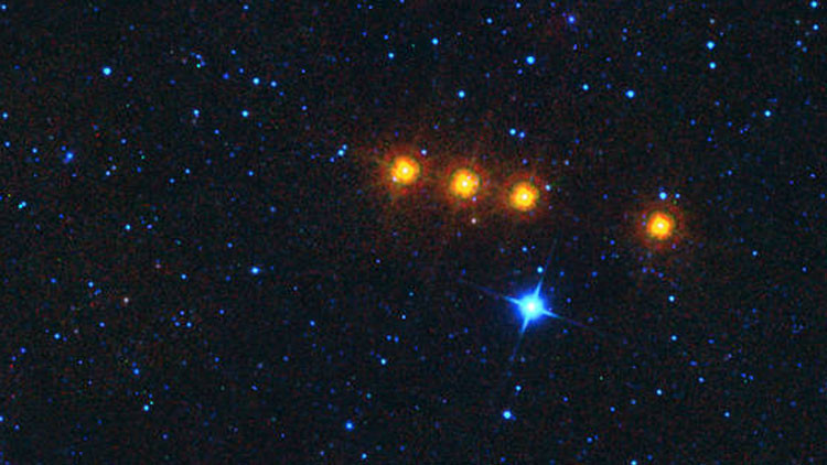 NASA detecta misteriosos asteroides en el sistema solar que representan una amenaza para la Tierra