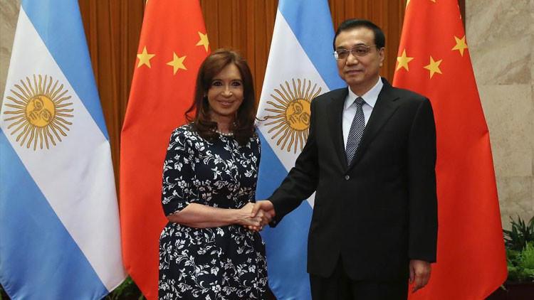 """""""Las represas de Argentina son la mayor inversión actual de China en el mundo"""""""