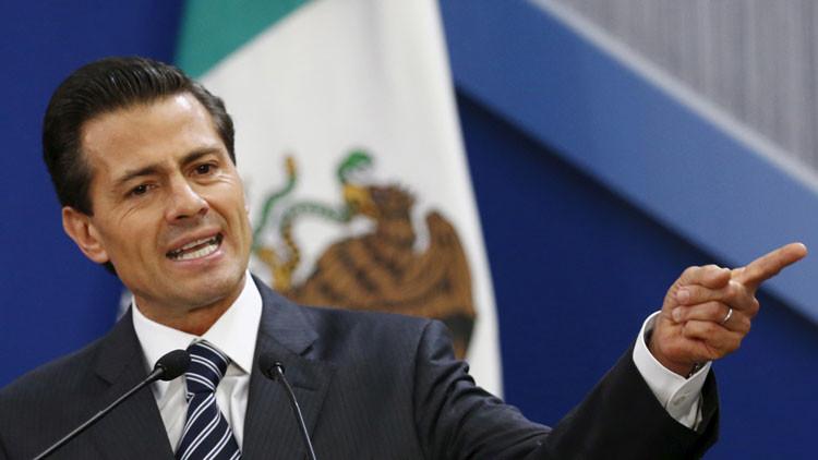 """Peña Nieto: """"Hay países peores que México"""""""