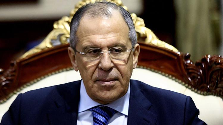 """Lavrov: """"La presencia militar de EE.UU. en Asia es desproporcionadamente grande"""""""