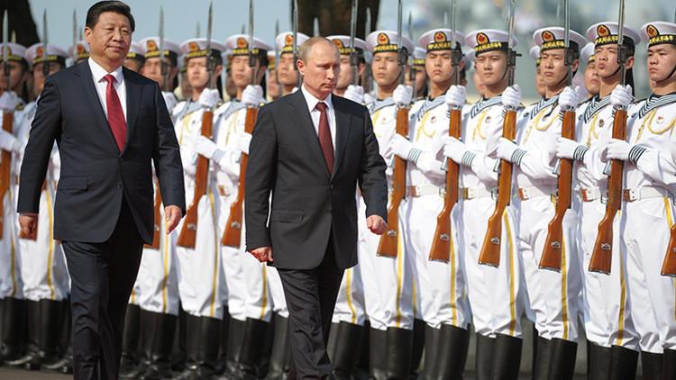 """'The National Interest': """"El creciente poder de Rusia y China сrea problemas a EE.UU."""""""