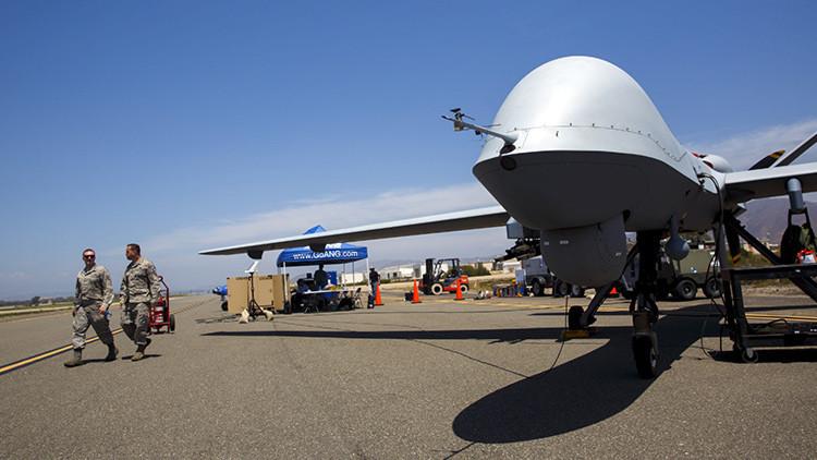 EE.UU. quiere que sus drones 'hackeen' ordenadores desde el aire