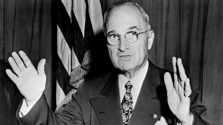 Sale a la luz un video de Harry Truman justificando la bomba atómica ante víctimas japonesas