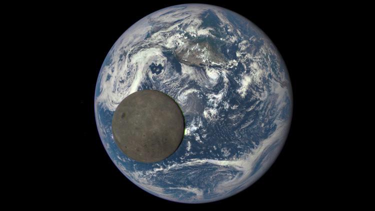 Satélite de la NASA deja al descubierto el lado oscuro de la Luna