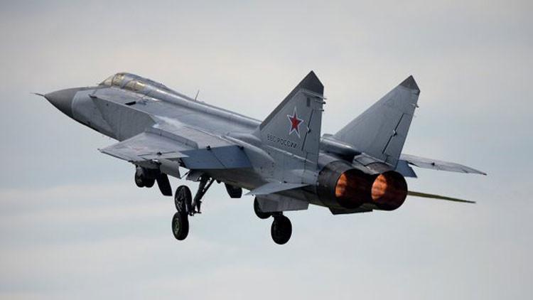 El caza interceptor ruso MiG-31 puede mantenerse en servicio por 100 años más