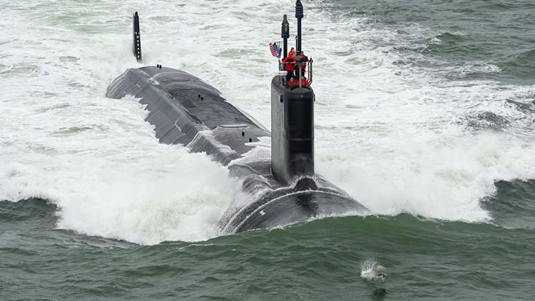 """Conozca el USS John Warner, el submarino """"más mortífero"""" de EE.UU."""