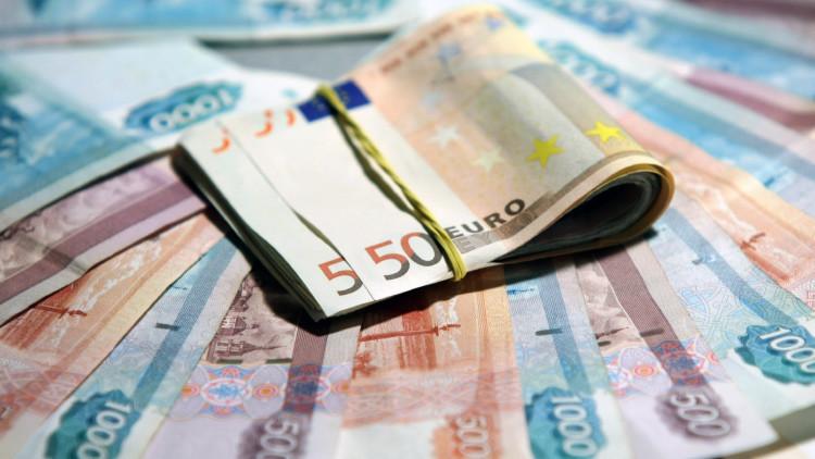 70 rublos por euro: la moneda rusa cae a un mínimo de seis meses