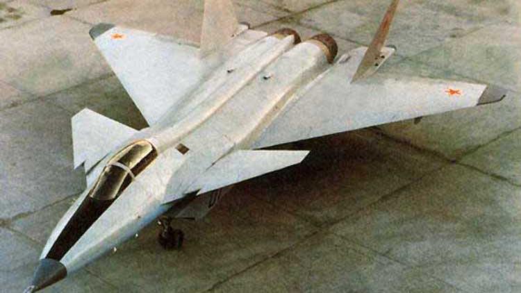 Rusia desclasifica el misterioso proyecto de su primer caza furtivo