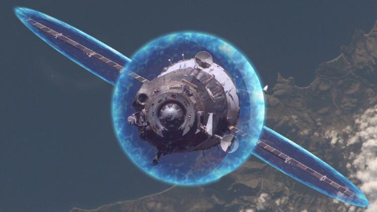 El CERN crea un escudo futurista para las naves espaciales al estilo de 'Star Trek'