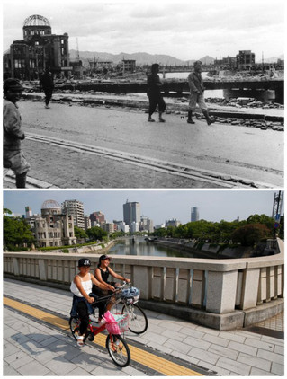 Hiroshima y nagasaki en agosto de 1945 y 70 a os despu s for En agosto cumplo anos
