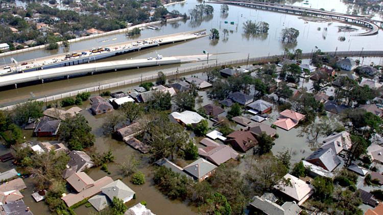 Las inundaciones de los deltas golpearán con mayor virulencia a los países ricos