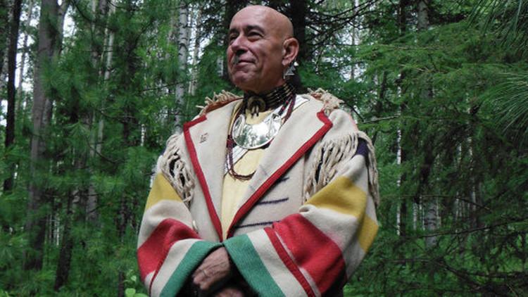 "El jefe tribal de Chéroqui: ""John McCain tomó la tierra sagrada de los apaches"""