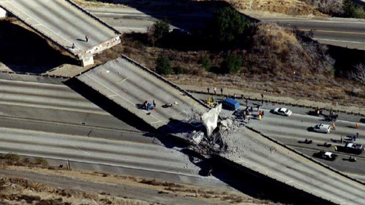 ¿Por qué terremotos no tumban las insólitas rocas de California?