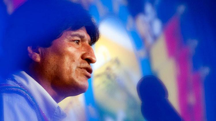 """Morales insta a los Ejércitos latinoamericanos a proclamarse """"antiimperialistas"""""""