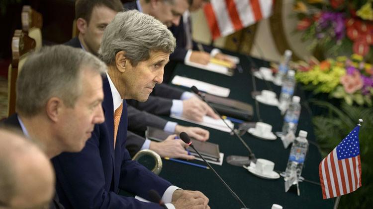 """Kerry: """"La Guerra de Vietnam surgió del profundo fracaso de la visión diplomática"""""""