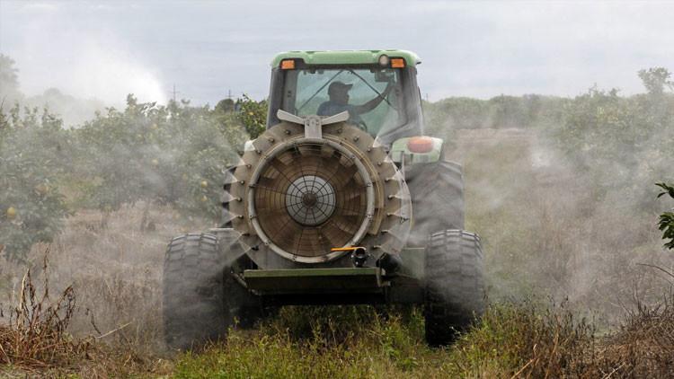 EE.UU.: Un proyecto de ley sobre GMO amenaza con saturar campos con herbicidas cancerígenos