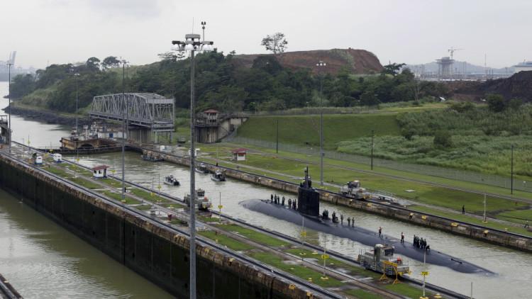 Sequía causada por el Niño restringe acceso al Canal de Panamá