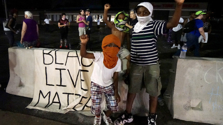 """""""Tratan mejor a los animales"""": Ferguson convoca una jornada de desobediencia civil"""