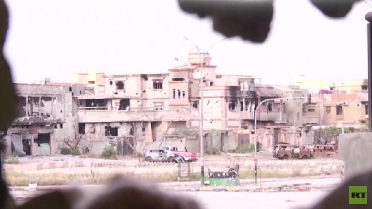 """""""La solución para Libia es fin de la injerencia de Estados Unidos"""""""