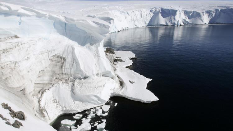 Mapa interactivo: preocupante derretimiento del hielo ártico en los últimos 15 años