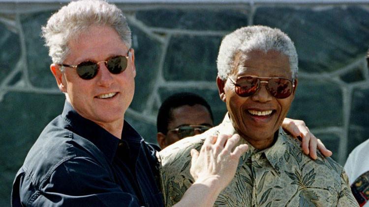 Presidentes, líderes e íconos que fueron adoptados