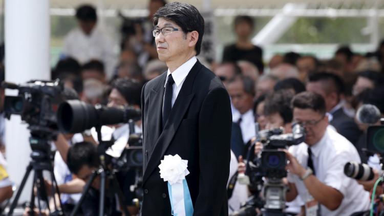 Invitan a Barack Obama a Nagasaki para que vea los estragos del bombardeo atómico