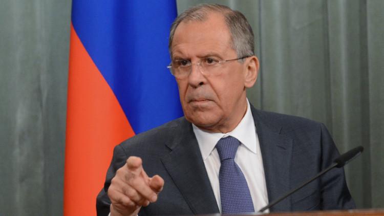 """Lavrov: """"Rusia ofrece a EE.UU. su método de lucha contra Estado Islámico en Siria"""""""