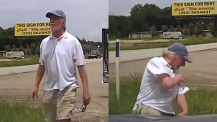 """Policía de EE.UU. publica un ejemplo perfecto de """"Dispara primero, pregunta después"""" (video)"""