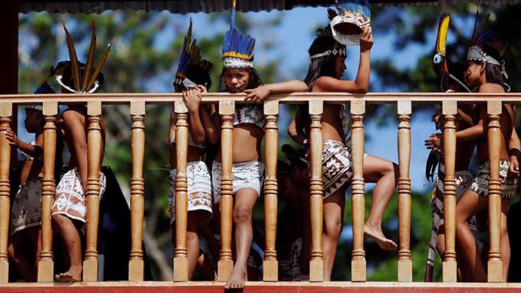 La justicia colombiana 'excluye' a las niñas indígenas violadas
