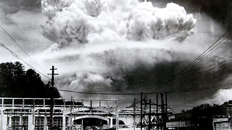 'Red de cicatrices nucleares': ¿Cómo se ve el cuerpo de un superviviente de Nagasaki?