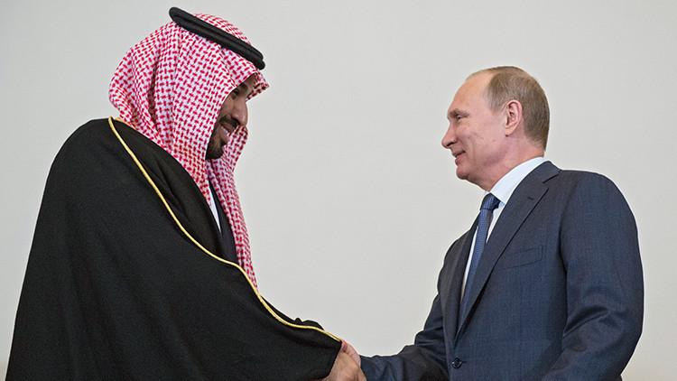 Cooperación de Rusia y Arabia Saudita, fiasco de EE.UU. en Oriente Medio